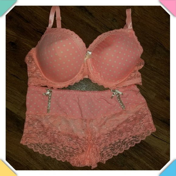 a6a20943727c Intimates & Sleepwear | Plus Brapanty Set 44c2x | Poshmark